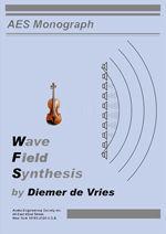 Wave Field Synthesis