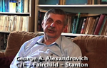 Oral History DVD: George Alexandrovich