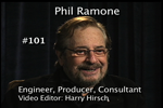 Oral History DVD: Phil Ramone