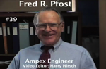 Oral History DVD: Fred R. Pfost