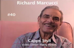 Oral History DVD: Richard Marcucci