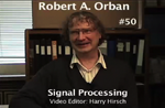 Oral History DVD: Robert A. Orban