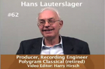 Oral History DVD: Hans Lauterslager