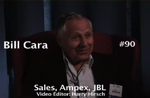 Oral History DVD: Bill Cara