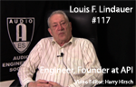 Oral History DVD: Louis F. Lindauer