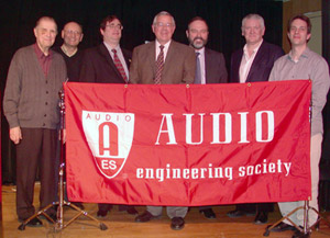 Audio Engineering Society Celebrates 60th Anniversary