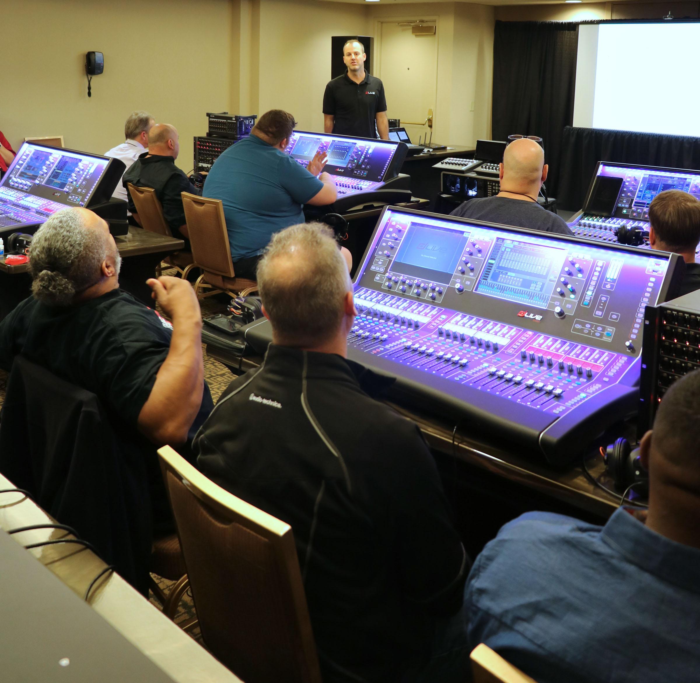 AES Press Release » AES@NAMM Pro Sound Symposium: Live