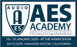 AES Academy 2020 Advance Registration Now Open!
