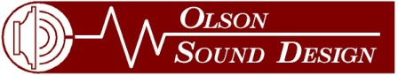 Olson Sound Design