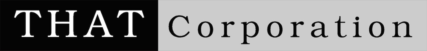 THAT Corp logo